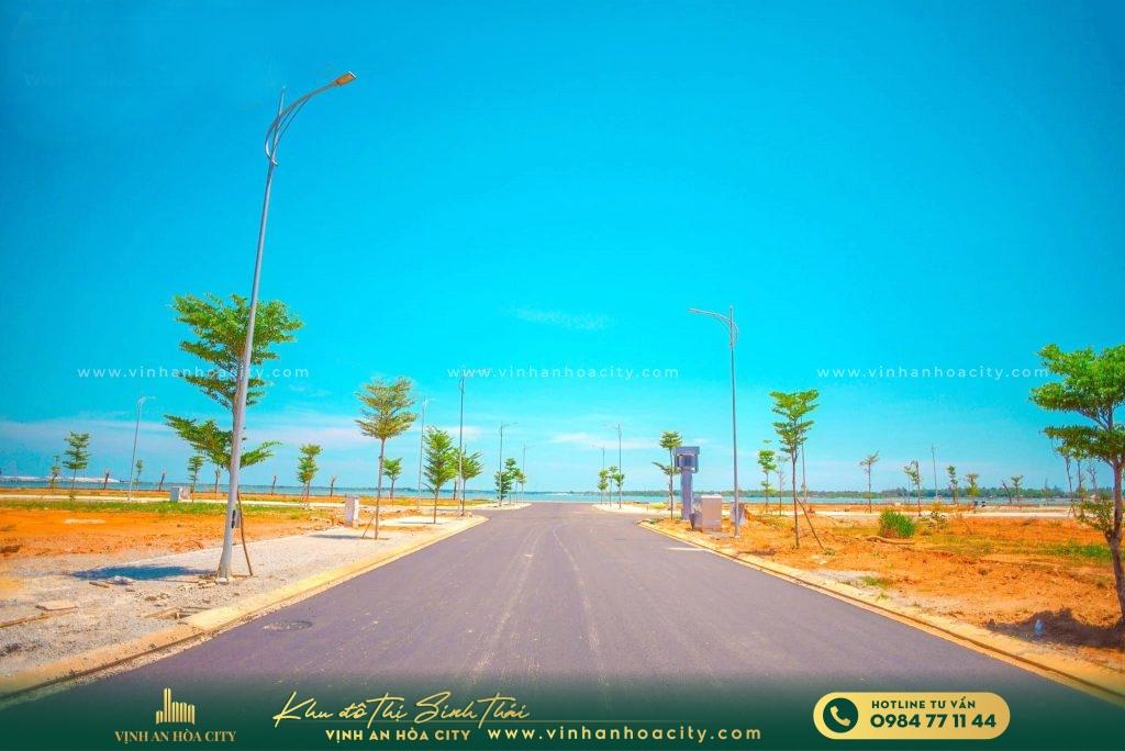 Vịnh An Hòa hoàn thiện hạ tầng