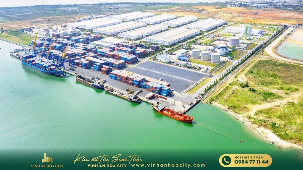 Cảng Chu Lai – Quảng Nam