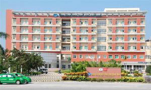Bệnh viện Đa khoa Trung Ương Quảng Nam (600 m)